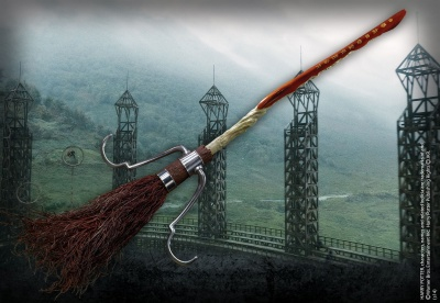 REPLICA COLLETTORE FIREBOLT RIPROD.UFFICIALE NOBLE COLLECTION HARRY POTTER